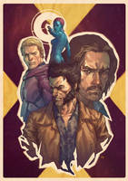 Days of Future Past by BryanValenza
