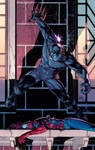 Marvel Sample_Black Panther and Spiderman