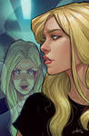 WITCHBLADE #1 Cover