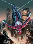Spider-Man PS4 Pin Up