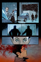 Witchblade #5 page 19