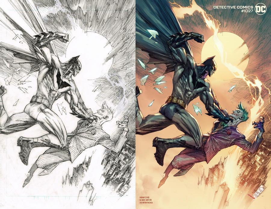 Batman Detective Comics #1027 - Variant Cover