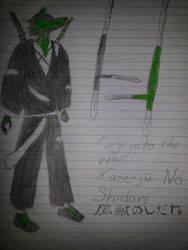 Shinigami Wolf