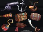 Pirate Prop design