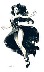 Sorceress by Minikaw