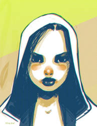 Girl by Minikaw