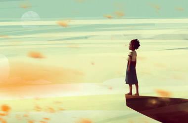 Skyline? by Minikaw