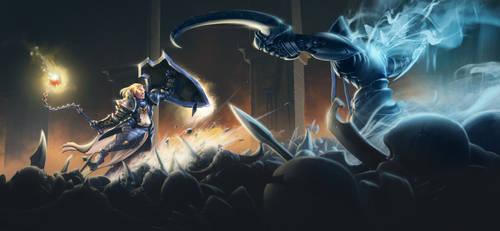 Diablo III Contest by Minikaw