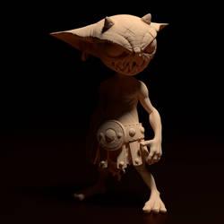 Goblin by Minikaw