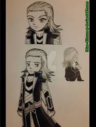 Loki Doodles