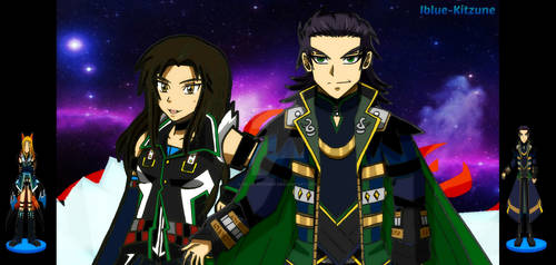 [Marvel AU] Loki and Jane Banner