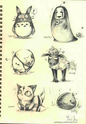 Sketch 02 by PotatoPou