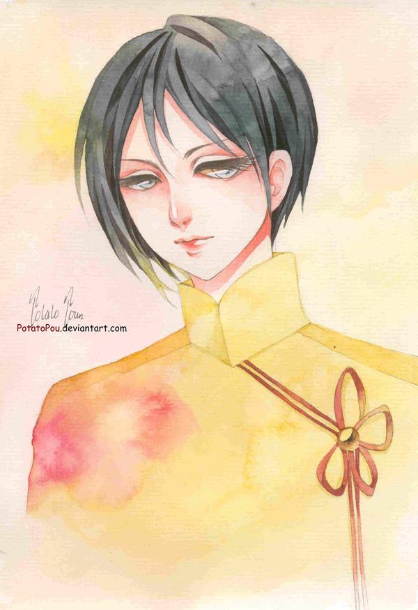 Yellow by PotatoPou