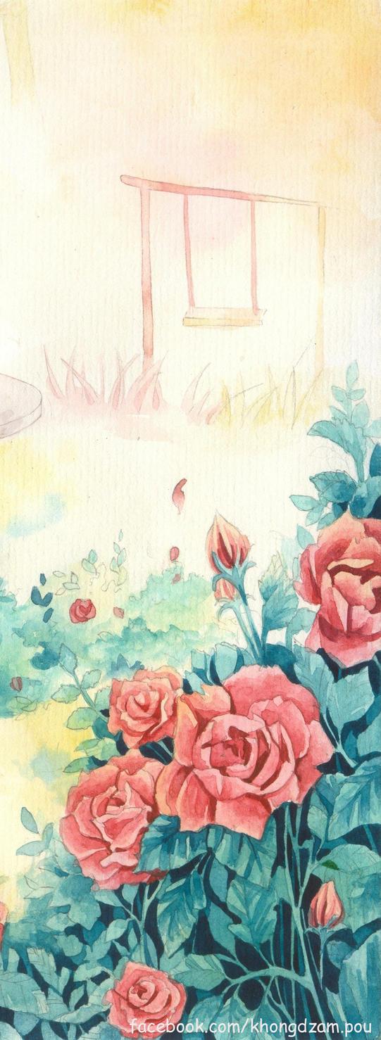Secret Love - Crop : Rose by PotatoPou