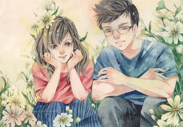Sweet Flower by PotatoPou