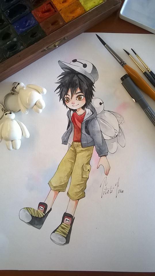 Hiro Yamada by PotatoPou