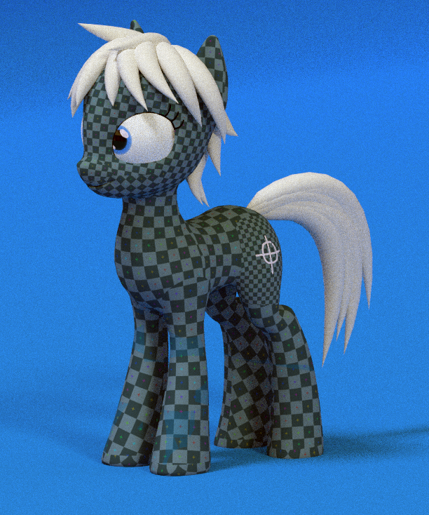 Refactored-base-pony by Uncommented