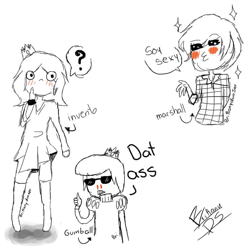 dibujos divertidos by duser
