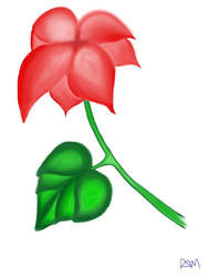 Le fleur by InfinityandBeyond2