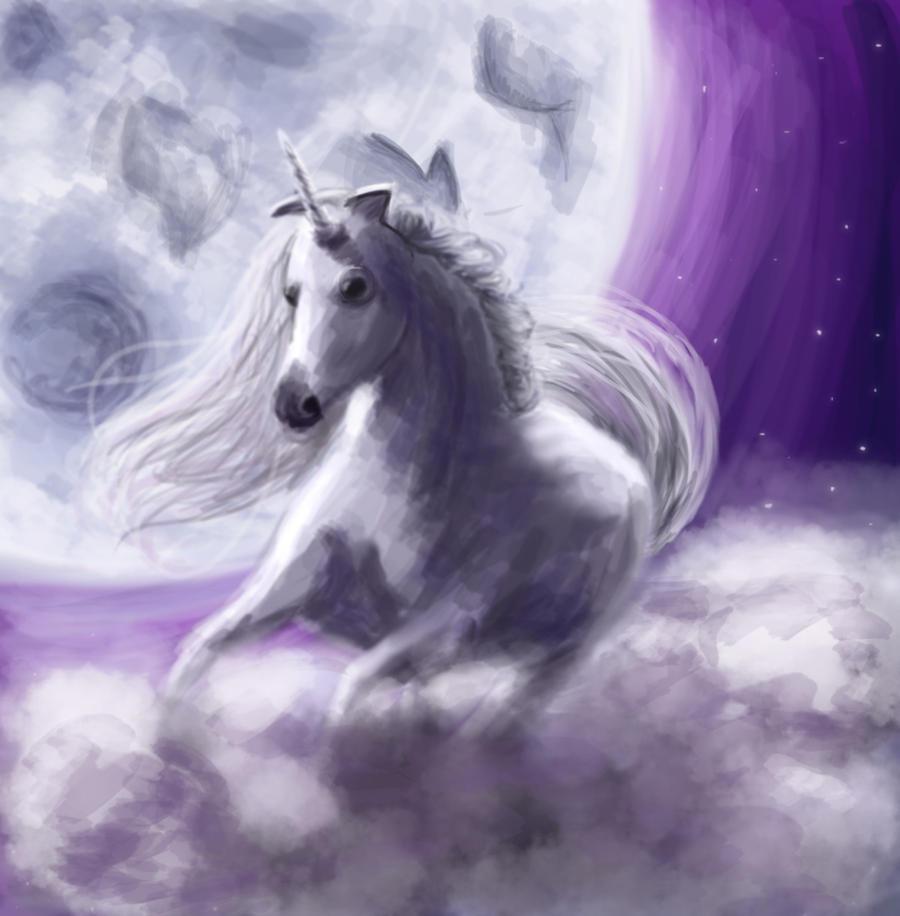 Unicorn by taratjah