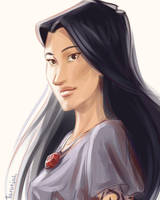 Isabelle Lightwood by taratjah