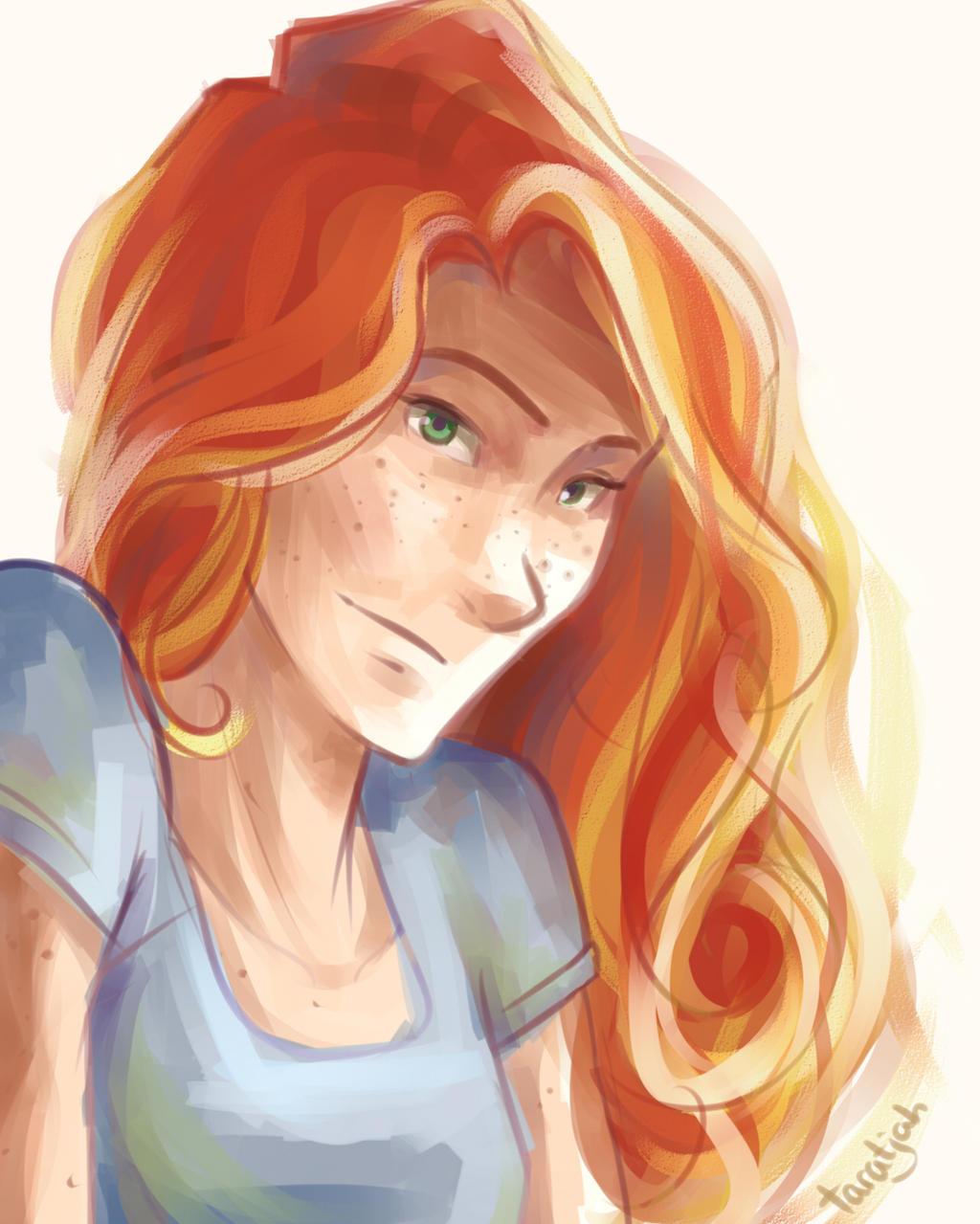 Clary Fray by taratjah on DeviantArt