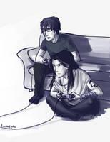 Sizzy Gaming by taratjah