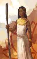 Nehemia by taratjah