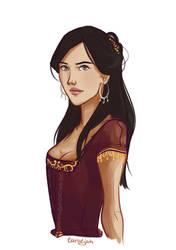 Lysandra by taratjah