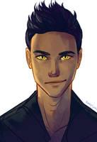 Magnus Bane by taratjah