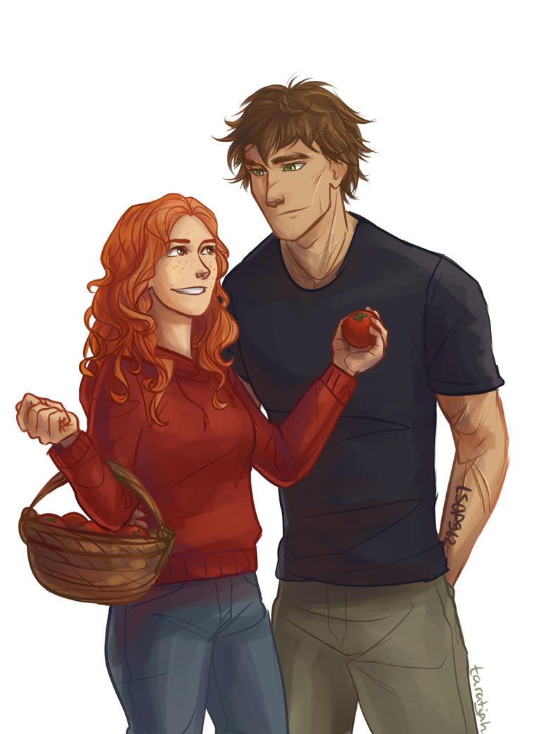 Image result for scarlet and wolf