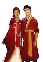 Lunar New Year by taratjah