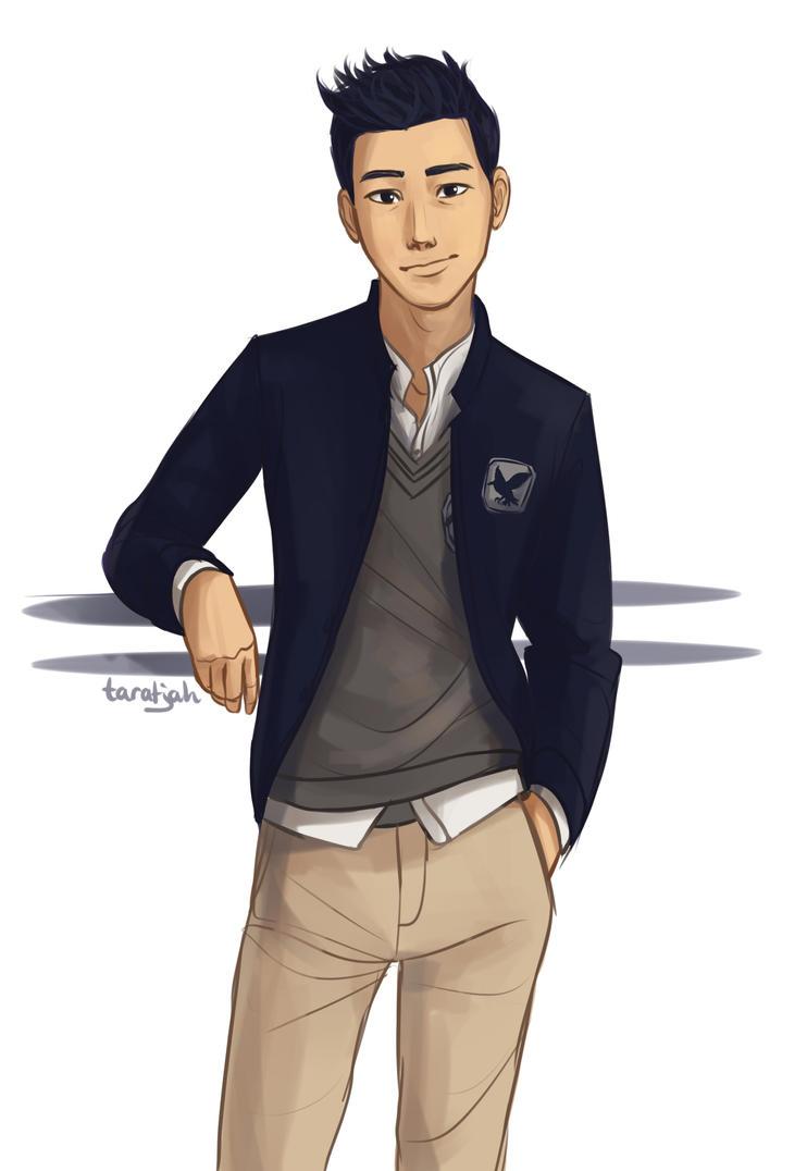 Henry Cheng by taratjah