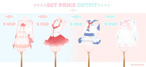 (SET PRICE|CLOSE) Outfit 13