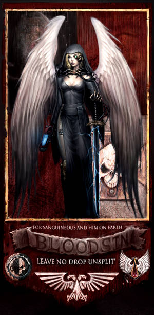 Blood Sin Chapter Standard - Mk 1