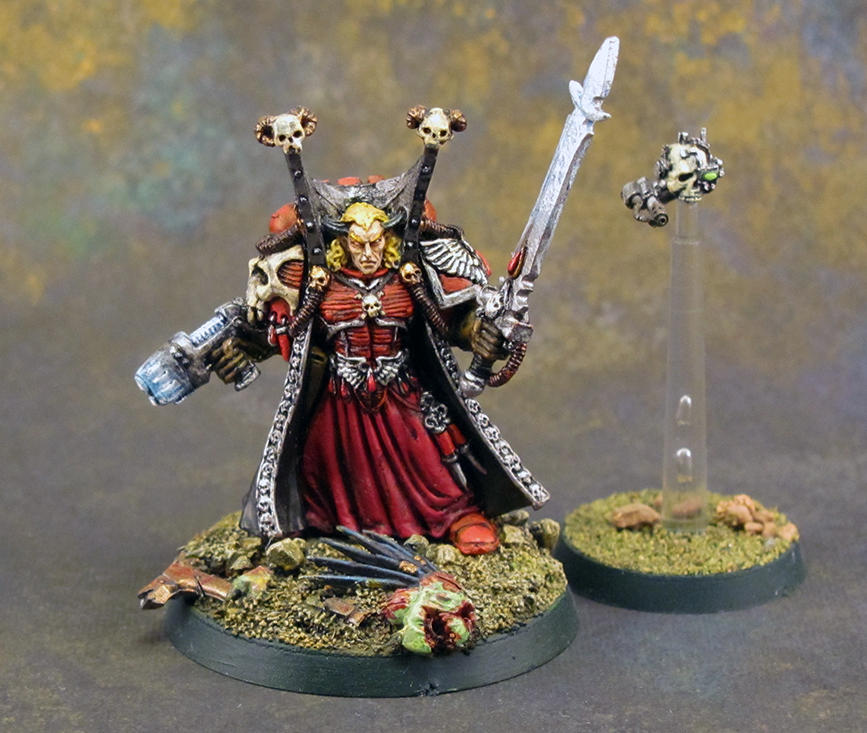 Mephiston, Lord of Death by Girot on DeviantArt