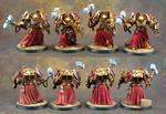Blood Sin Honour Guard Terminators