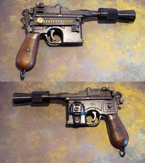 Modifed BlasTech DL-44