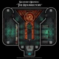 Dungeon Ravenstein - The Resurrectory by Girot
