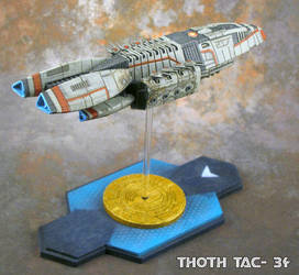 Tactical Assault Carrier - Thoth 02