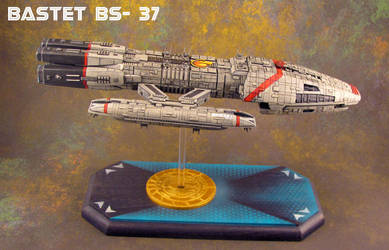 Battlestar Bastet BS-37 (profile)