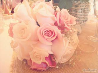 Wedding Flowers by Bickhamsarah