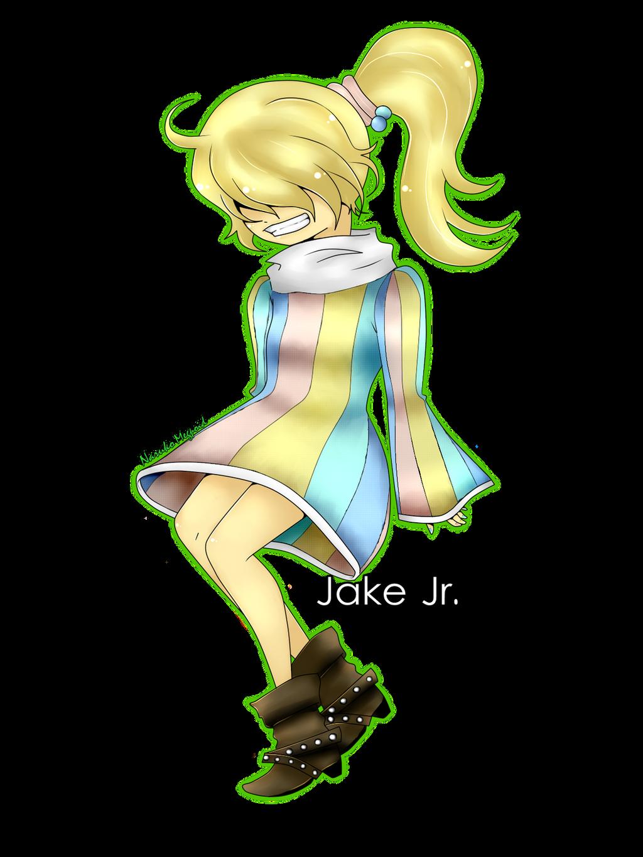Jake jr~ by NarukoMegpoid
