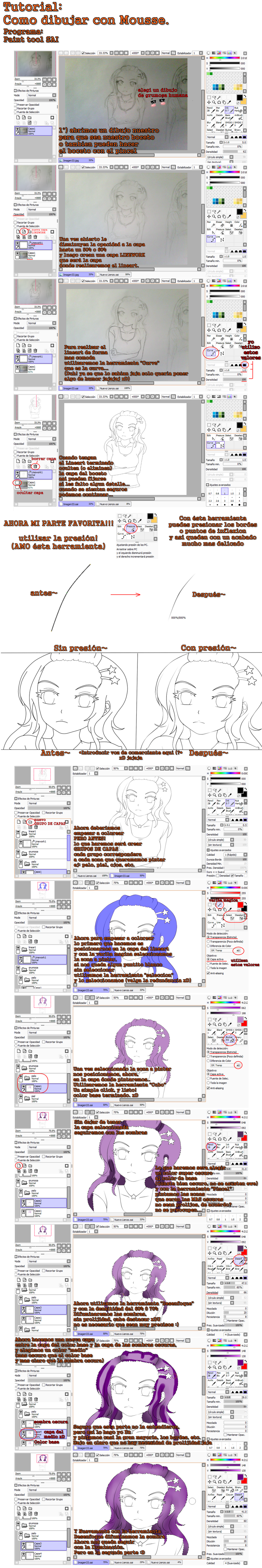 TUTORIAL~ dibujo con mouse Part. 1 (only spanish) by NarukoMegpoid