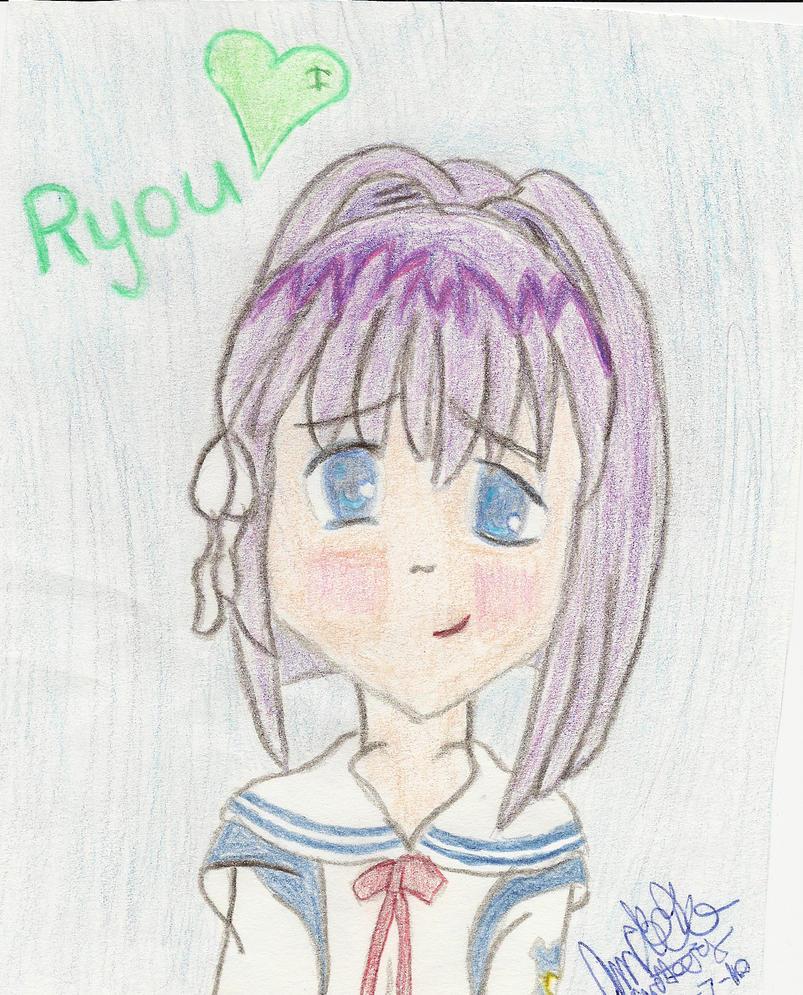 Ryou - Kawaii by MangaLuvr1r34