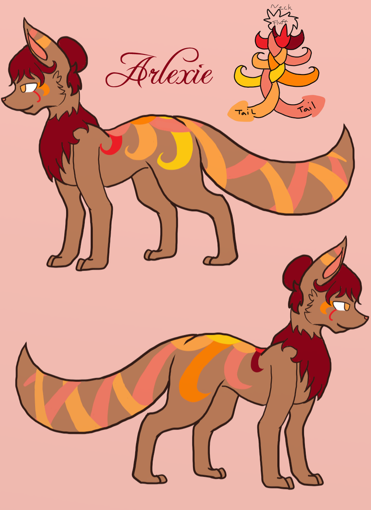 Arlexie Reference by Zeldeon