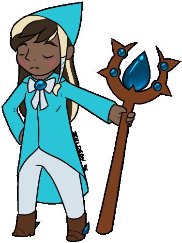 Mini Magician by Zeldeon