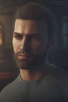 Leon Portrait