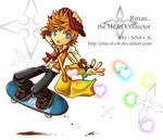 Roxas the Heart Collector