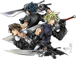 Squall Cloud Noctis